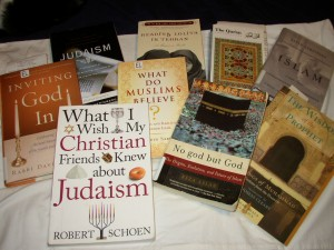 Interfaith Solidarity ReadaThing